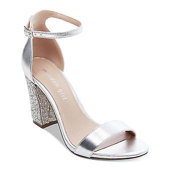 Madden Girl Womens Bang Open Toe Special Occasion Ankle Strap Sandals