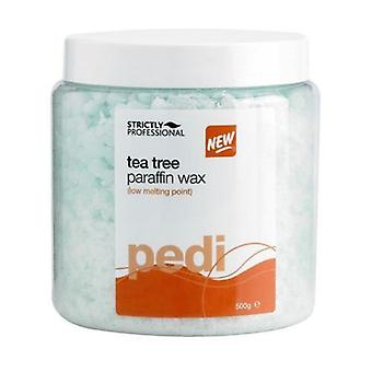 Strictly Professional Tea Tree Paraffin Wax 500g