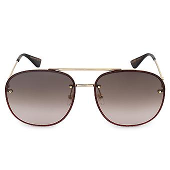 Gucci Aviator Sonnenbrille GG0227S 003 62