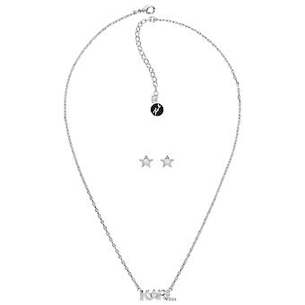 Karl Lagerfeld Woman Brass Not Available Pendant Necklace 5512307