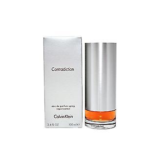 Calvin Klein contradictie Eau de parfum voor haar