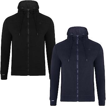 Kangol Mens Terrain Big Tall Long Sleeve Full Zip Casual Hoody Jacket Hoodie Top