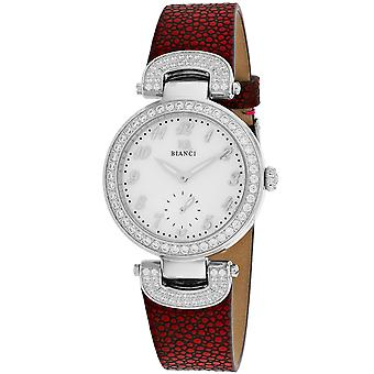 Roberto Bianci Women's Alessandra White mother of pearl Dial Watch - RB0613