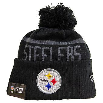 Nieuwe tijdperk NFL Pittsburgh Steelers BC geboeid pom Knit