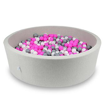 XXL Ball Pit Pool - Light Gray #11 + bag
