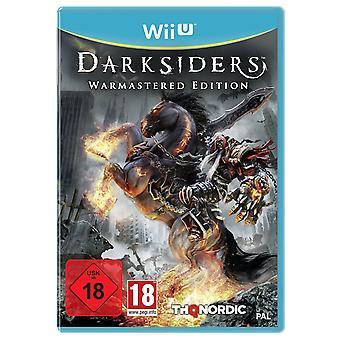 Darksiders - Warmastered Edition Wii-U Game (German Box)