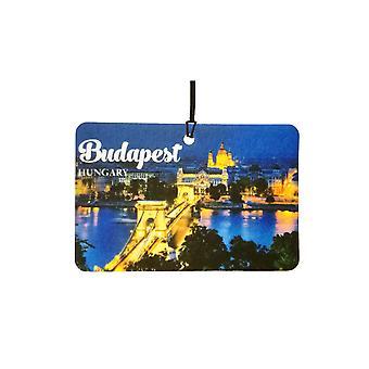 Budapest - Hungary Car Air Freshener
