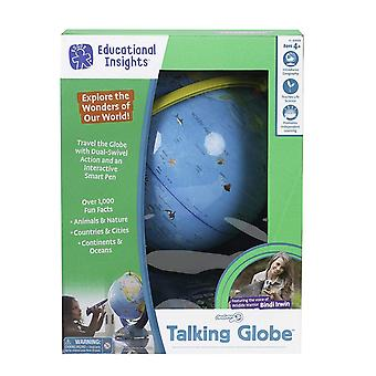 Learning Resources - Talking Globe