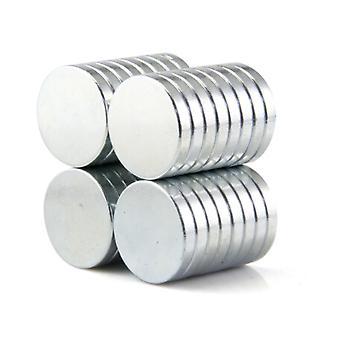 Neodymium magnet 18 x 3 mm ring N35 - 50 pieces