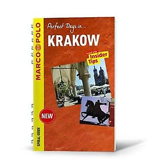 Krakow Marco Polo Travel Guide  with pull out map