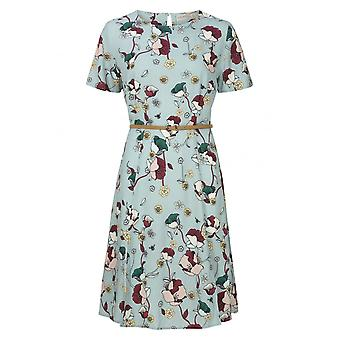 Sugarhill Boutique Women's Floral Bee Print Dress