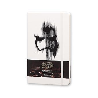 Moleskine Star Wars Limited Ruled Notebk
