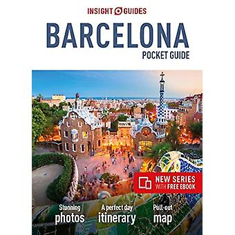 Insight Guides Pocket Barcelona Travel Guide with Free eBoo