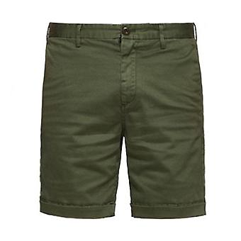Replay Green Chino shorts