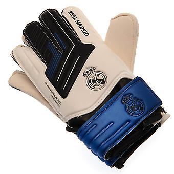 Real Madrid CF Junior Goalkeeper Gloves