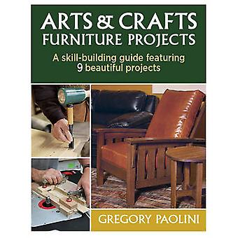 Arts amp Crafts Furniture Projects by Gregory Paolini