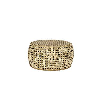 Light & Living Side Table 60x30cm Paton Rattan Natural