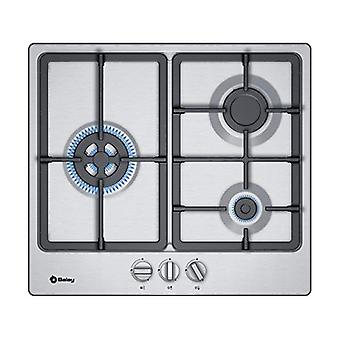 Gas Hob Balay 3ETX563HB 60 cm (3 Stoves)