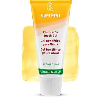 Weleda Children's Tooth Tooth معجون جل 50Ml.