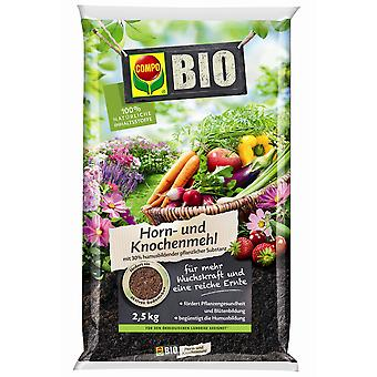 COMPO BIO horn and bone meal, 2.5 kg