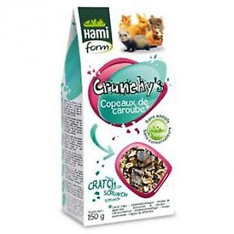 Hami Form CRUNCHY'S CHIPS CAROB (Small pets , Treats)