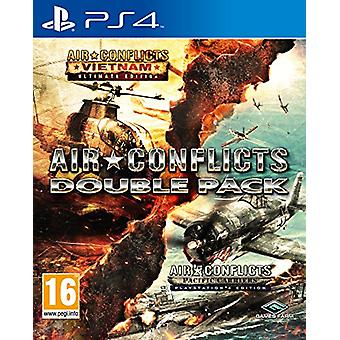 Air Conflicts Double Pack (PS4) - New
