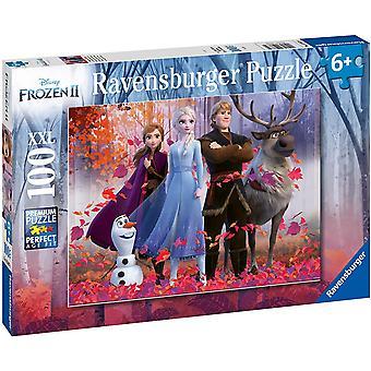Ravensburger Disney Frozen 2, XXL 100pc Jigsaw Puzzle