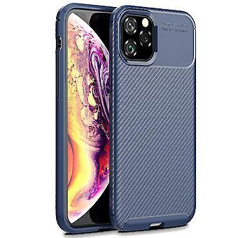 Soft carbon fibre iphone 6 plus case