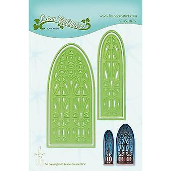 LeCrea - Lea'bilitie Church window Cut and Embossing Die 45.3875