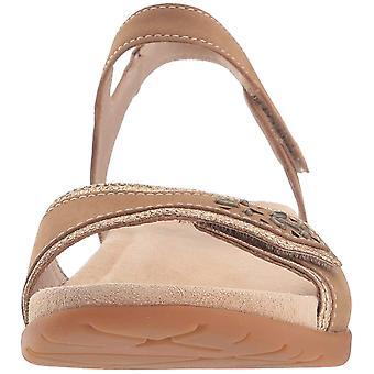 DansKO Womens Blythe en cuir Open Toe occasionnels Slingback Sandals