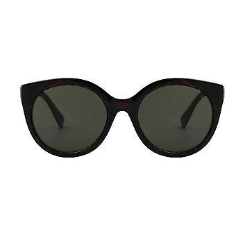 A.Kjaerbede Butterfly Tortoise Sunglasses