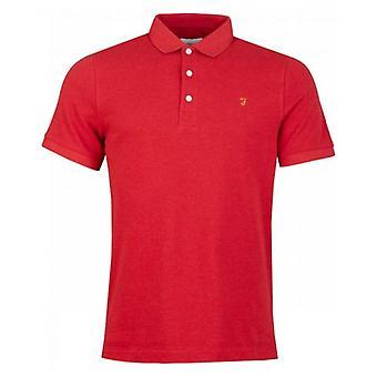 Farah Blanes korte mouwen Polo Shirt