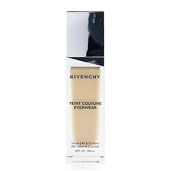 Givenchy Teint Couture Everwear 24h Wear & Comfort Foundation Spf 20 - # P100 - 30ml/1oz