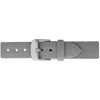 Paul Hewitt ranne kello PH-M-S-35S-Nylon harmaa 16 mm leveä 33 mm halkaisija tapa uksessa