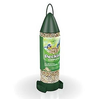 Peckish Complete Easy Seed Mix and Feeder