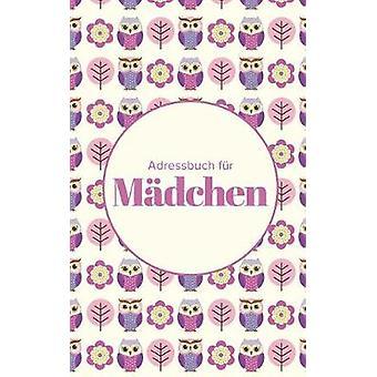 Adressbuch fr Mdchen by Us & Journals R