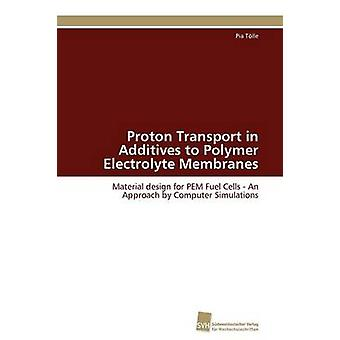 Proton Transport in Additives to Polymer Electrolyte Membranes by Tlle Pia