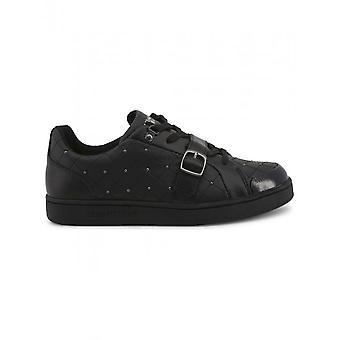 Trussardi - Shoes - Sneakers - 79A00236_K299_BLACK - Women - Schwartz - 39
