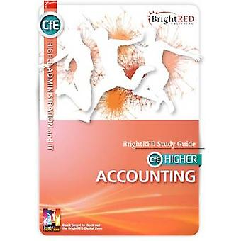 CfE Higher Accounting Study Guide by William Reynolds & Helen Lang