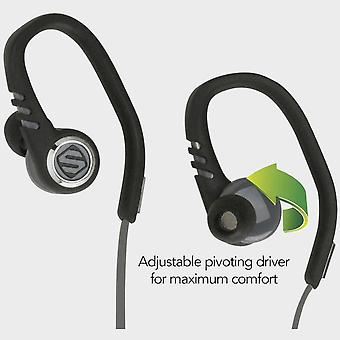 New Scosche SportCLIP 3 Sport Earbuds Black