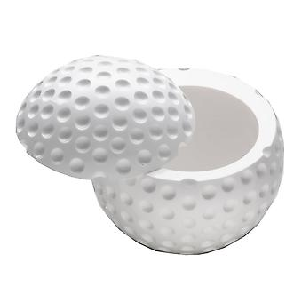 Mario Luca Giusti Golf Bowl Plastic Ice Bucket White