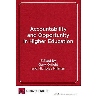 Accountability and Opportunity in Higher Education - The Civil Rights
