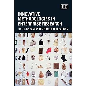 Innovative Methoden in der Unternehmensforschung von Damian Hine - Davi