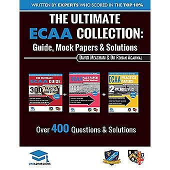 The Ultimate Ecaa Collection - 3 Books in One - Over 500 Practice Ques