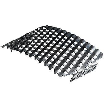 Stanley 521295 metall Body Surform flat fil