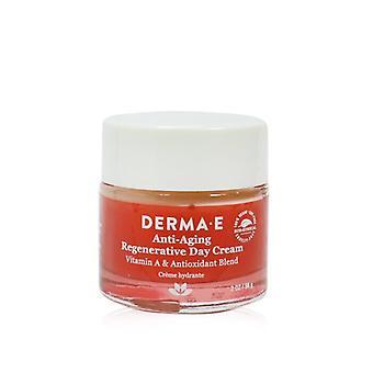 Derma E Anti-Wrinkle Anti-Aging Regenerative Day Cream 56g/2oz