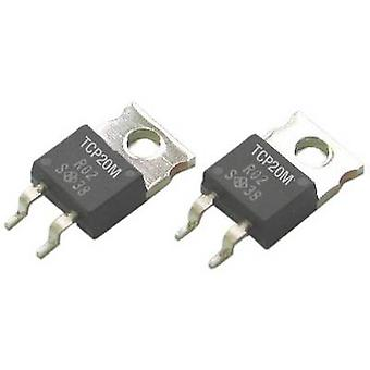 TRU COMPONENTS TCP20M-C130RFTB High power resistor 130 Ω SMD TO-220 SMD 35 W 1 % 1 pc(s)