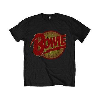 T-shirt Logo des chiens de diamant David Bowie