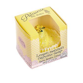 Patisserie de Bain Cupcake Soap 100g Lemon BonBon