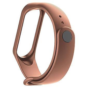 Colorful Mi Band 4 Accessories Strap Replacements - Silicone Wriststrap for Xiaomi Mi4